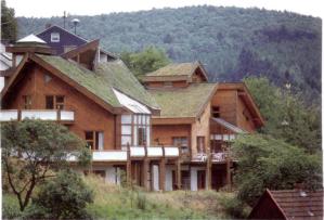 Urbanización techos verdes.